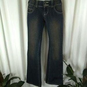 Oakley Distressed Jeans